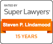 Rated by Super Lawyers 15 Years