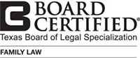 Board Certified Family Law Logo